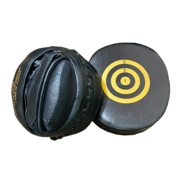 boxing pads - black