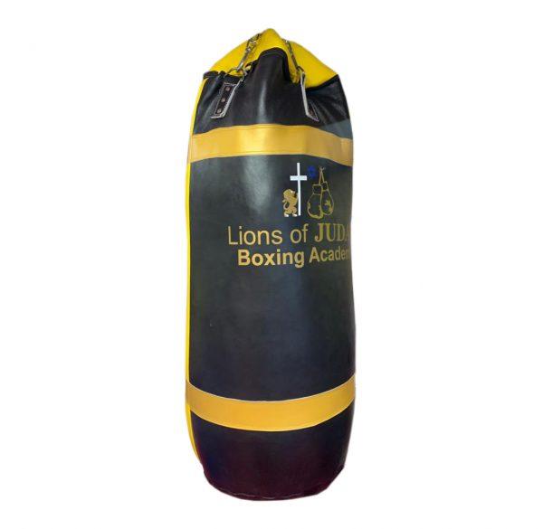 boxing punch bag 100kg black
